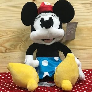 Minnie Mouse Classic Plush – Medium – 19''